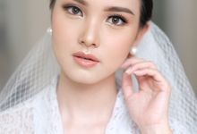 Wedding Makeup For Ms LENNY by Tasya Tiddy Make Up Artist