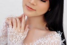 Wedding Makeup Ms Jainia by Tasya Tiddy Make Up Artist