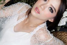 Wedding Airbrush Make Up by ThienZ Make Up Artist