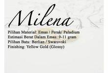 Milena by Toko Emas Kesayangan
