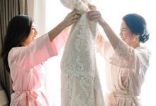 A Blush Wedding in Tagaytay by Lisse