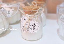 Aromatherapy Candle by Loff_co souvenir