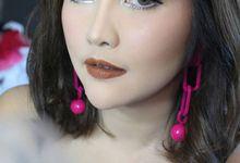 Makeup & Hairdo by Cecillia Diana