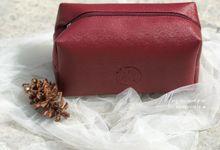 Boxy Pouch for Alvin & Mei by Memoire Souvenir