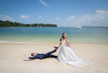 St John Island Lazarus Island Pre Wedding Shoot by GrizzyPix Photography