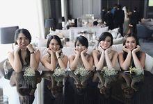 BEIGE AT JEMMY LALA WEDDING by ARTECOLA