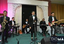 The Wedding of Yulita & Adrian by DIOMA Entertainment