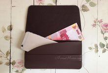 Mobile Phone Wallet by Marco Mario Souvenir