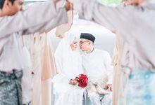 Wedding Solemnization - Adib & Noorliza by Cubic Foto by PlainPaperpaint Production
