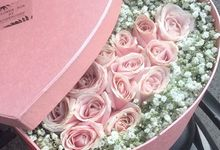 Flower Gifts by Fluxerchef Jakarta