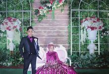 Wedding of Wildan Annisa by Manten Planner