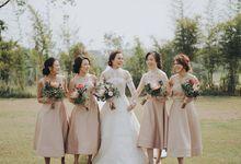 Bridesmaids Dresses by Anastasia Niti Couture