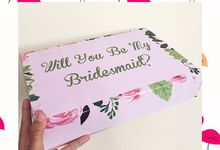 Bridesmaid Gifts by Brides Stuffs