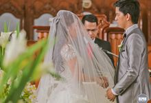 Enzo and Girlie Wedding by DLPRO Photography & Videography