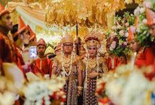 The Wedding of Della & Adit by MORS Wedding