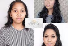 Prewedding Makeup by Lenny K Makeup Artist