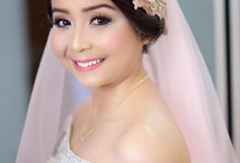 LYDIA AND BONA WEDDING by Natcha Makeup Studio