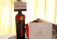 PT PetroChina International Jabung Ltd by Arkamaya Catering & Cakery