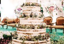 Reyhan and Ervenda by Amor Cake