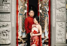 Holy Matrimony of Johan & Catherine 280619 at Vihara Avalokita by AS2 Wedding Organizer