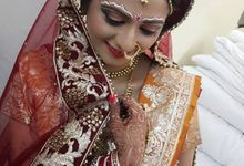 Blushing Brides by ARTIS VANITY by ARTI'S VANITY Premium Home Salon Services & Mobile Bridal Studio