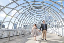 Pre-Wedding Chris and Indah by Ellen Ang Bride