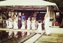 Sri Lanka Wedding by Theresa D Wedding Celebrant