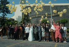 Pemberkatan Ira & Patrick by Gasim Wedding Organizer
