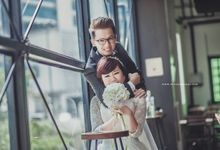Vincent & Lili by Mirage Bridal - Wedding Photography