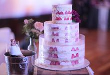 Sparkly Ever After of Charles & Ava by Mesclun Events Catering + Styling