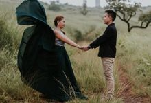 Leonard and Dana l Engagement Session Highlights by LARM Aerial and Studios