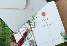 Ferdi & Stefani (19.02.17) by Hummingbird Invitation
