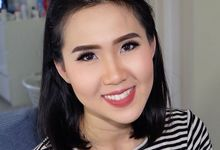 Private Makeup Class by Felicaang Makeup Artist
