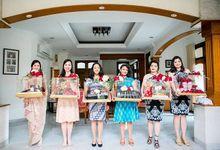 Ferianto & Debby's Sangjit by Boosthampers Sangjit Seserahan Bali