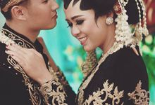 Wedding Of Gaeng And Yuni by Ariaphotoworks