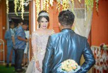 Wedding Reception Ira & Patrick by Gasim Wedding Organizer