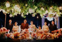 Wedding Of Pisel Loupatty & Rieska Situru by Ananda Yoga Organizer