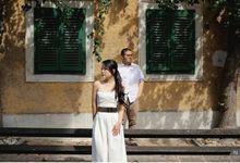 Daniel & Sisca Pre-Wedding by NOMINA PHOTOGRAPHY