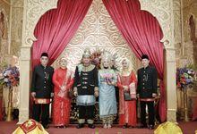 The Wedding of Abdul Halim Raynaldo & Cut Aja Khairuna by Fatahillah Ginting Photography