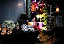 MAD HATTERS THEMED PARTY by Boracay Fuego Events by Jerome Bernabe
