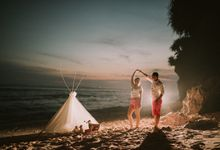Gung Tra & Gung Tri Pre-Wedding by Samatha Photography