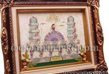 Mahar Uang bentuk Masjid by maharKu