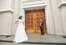 Caroline & Epink -Pre Wedding- by blackwall DESIGN