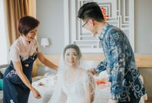 Wedding of Erwin & Angeline by Manao Pictures