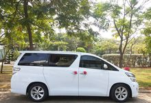 Swissotel Jakarta PIK Mobil Pengantin Wedding Car Hanna Samuel 28 November 2020 by Fendi Wedding Car