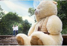 Prewedding of Irine - Angga by 3larasfotografi
