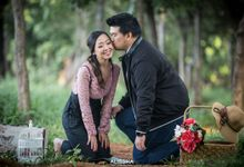 Prewedding Risca-Nahason at Studio Alissha by Alissha Bride
