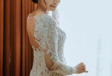 Wedding of Dhito & Meri by AkuKamu Photography