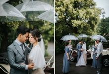 The Wedding of Arjuna & Tifanny by Visuel Project
