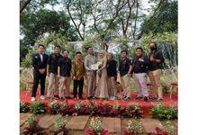 Wedding Bekasi  Sheilla & Yoga by Marinika Organizer